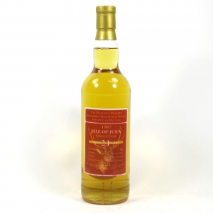 Jura 1987 Single Cask 24 Year Old / Vic Pulleyn Reserve