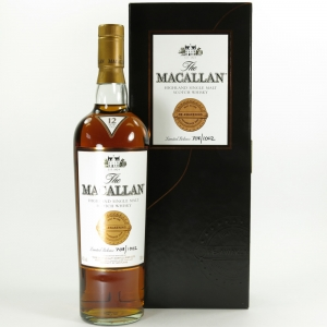 Macallan 12 Year Old Re-Awakening Front