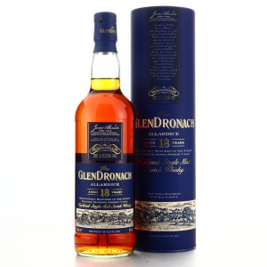 Glendronach 18 Year Old Allardice / 2015 Release