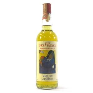 West Indies 1989 Velier Rare Old Barbados Rum