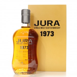 Jura 1973 45 Year Old Cask #1 Wealth Solutions / Silver Edition