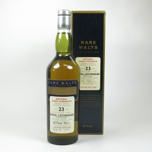 Royal Lochnagar 1973 Rare Malt 23 Year Old