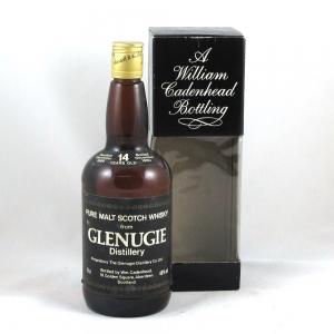 Glenugie 1966 14 Year Old Cadenhead Front
