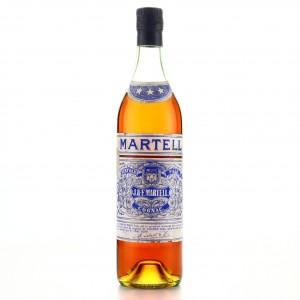 Martell Three Star Cognac 1960s