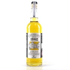 Cadenhead's Lowland Blend / Only 10 Bottles