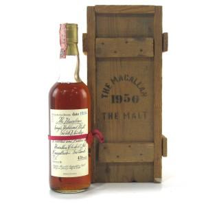 Macallan 1950 / Rinaldi Import