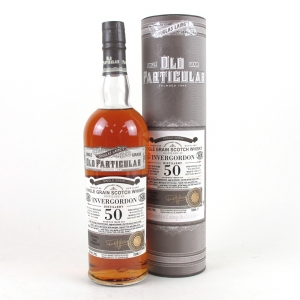 Invergordon 1966 Douglas Laing 50 Year Old