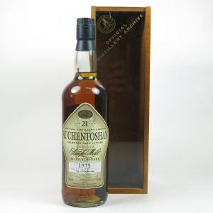 Auchentoshan 1975 21 Year Old