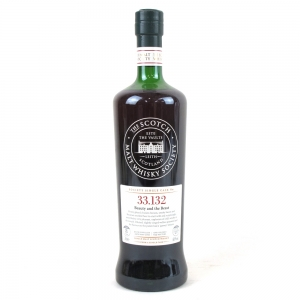 Ardbeg 2007 SMWS 8 Year Old 33.132