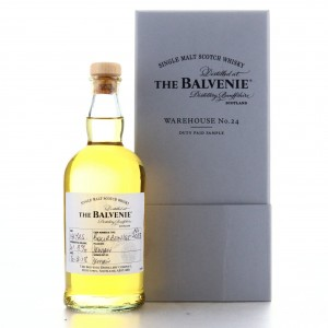 Balvenie 14 Year Old Single Cask #2023 20cl / Warehouse No.24 Sample