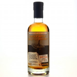 Speyside 15 Year Old That Boutique-y Whisky Company Batch #1