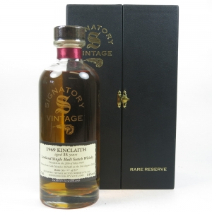 Kinclaith 1969 Signatory 35 Year Old