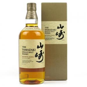 Yamazaki Bourbon Barrel 2013 Release