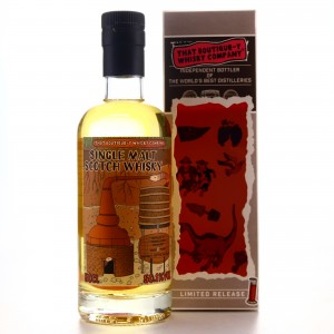 Craigellachie 11 Year Old That Boutique-y Whisky Company Batch #3