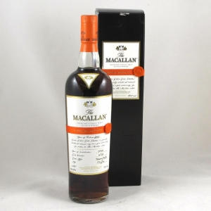 Macallan 1995 Easter Elchies 2010 Front