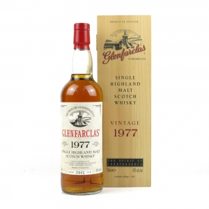Glenfarclas 1977 24 Year Old / The Spirit of Independence