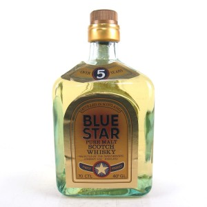 Blue Star 5 Year Old Whisky
