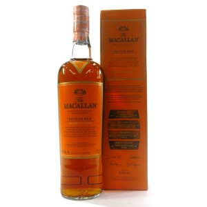 Macallan Edition No.2 75cl / US Import