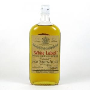 Dewars White Label 1970s front
