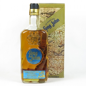Longjohn 12 Year Old 75cl front