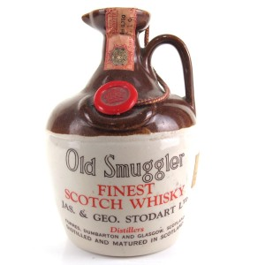 Old Smuggler Finest Scotch Whisky Flaggon 1978
