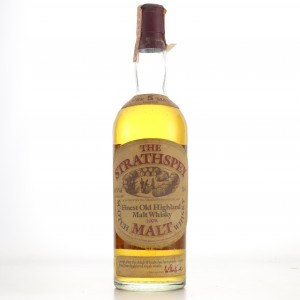 Strathspey 5 Year Old Highland Malt Whisky 1980s / Dateo Import