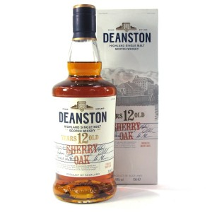 Deanston 12 Year Old Sherry Oak / Taiwan Exclusive