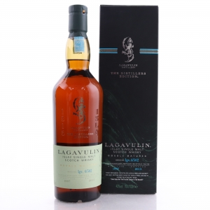 Lagavulin 1997 Distillers Edition 2013