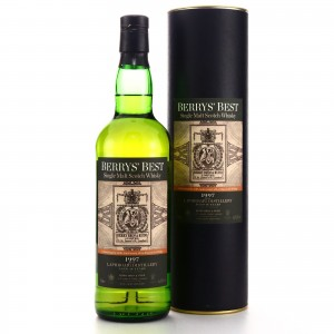 Laphroaig 1997 Berry Brothers and Rudd 18 Year Old / LMDW 60th Anniversary