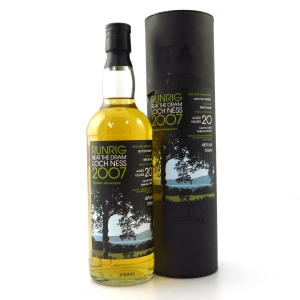 Macallan Runrig Loch Ness 2007 20 Year Old