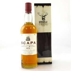 Scapa 1979 Gordon and MacPhail