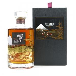 Hibiki 21 Year Old Mount Fuji 2nd Edition