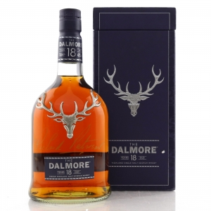 Dalmore 18 Year Old / Signed by Richard Paterson