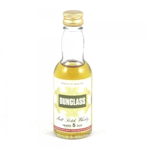 Dunglass 5 Year Old 5cl Front