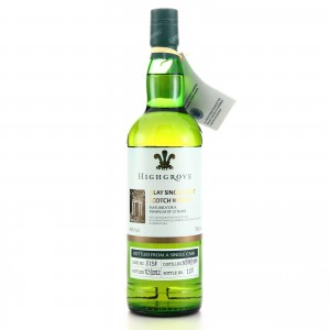 Laphroaig 1999 Highgrove 12 Year Old Single Cask #5158