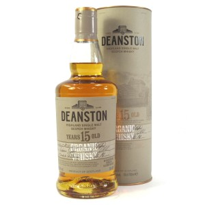 Deanston 15 Year Old Organic