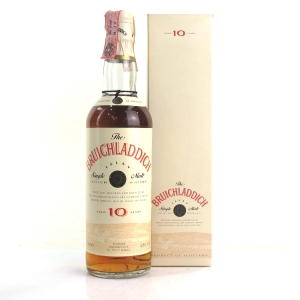 Bruichladdich 10 Year Old 1990s / Rinaldi Import