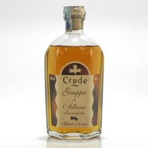 Crude Grappa di Albana 50cl