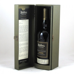 Ardbeg 1972 32 Year Old Single Cask 866 (Oddbins Exclusive) Front