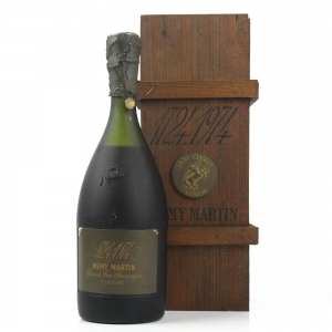 Remy Martin 1974 Grand Fine Champagne Cognac / 250th Anniversary