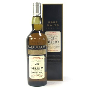 Glen Mhor 1976 Rare Malt 28 Year Old / 51.9%