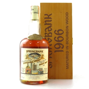 Springbank 1966 Local Barley 31 Year Old #484
