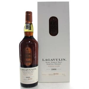 Lagavulin 1991 Single Cask / Bicentenary Edition