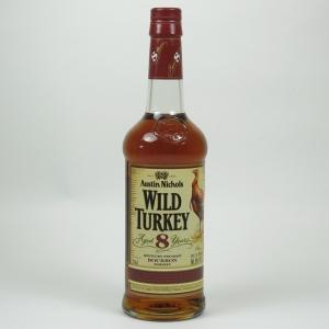 Wild Turkey 8 Year Old