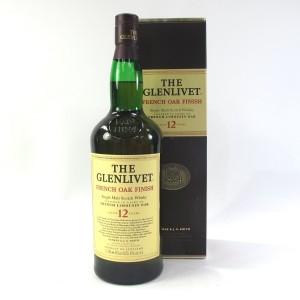 Glenlivet 12 Year Old French Oak Finish 1 Litre
