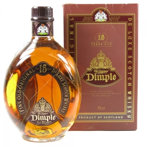Dimple 15 Year Old 75cl / Iraq Import Front