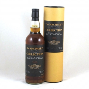 Glenrothes 1965 Gordon and Macphail Front