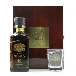 Nikka 40 Year Old