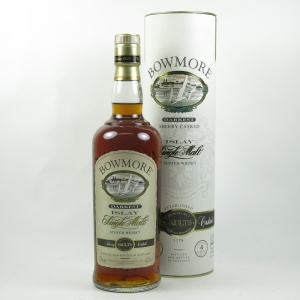 Bowmore Darkest Front
