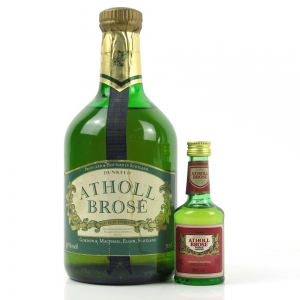 Atholl Brose Including Miniature 70cl and 5cl